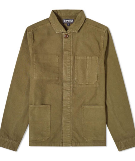 BARBOUR DUNCAN SEA OVERSHIRT