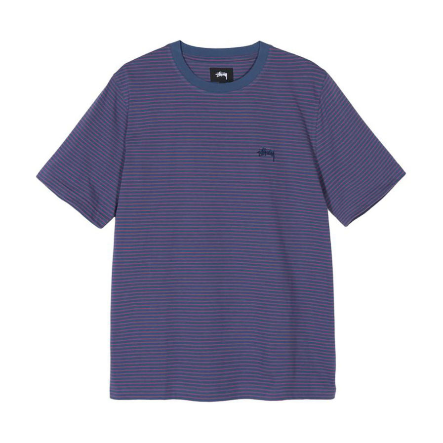 STUSSY MINI STRIPE CREW