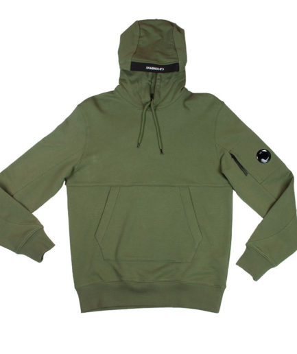 C.P. COMPANY SWEATSHIRT SWEAT HOODED