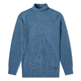 BARBOUR ROLL NECK