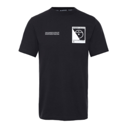 THE NORTH FACE STEEP TECH LOGO TEE