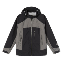 STUSSY TAPED SEAM RAIN SHELL