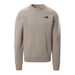THE NORTH FACE RAGLAN REDBOX CREW
