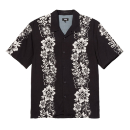STUSSY HAWAIIAN PATTERN SHIRT